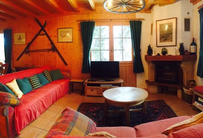Sitting area  Sky TV   Wood burner