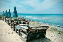 Tipsy Turtle Beach Bar at Argaka