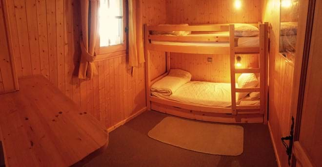 Bunk Bed Room with extra bed