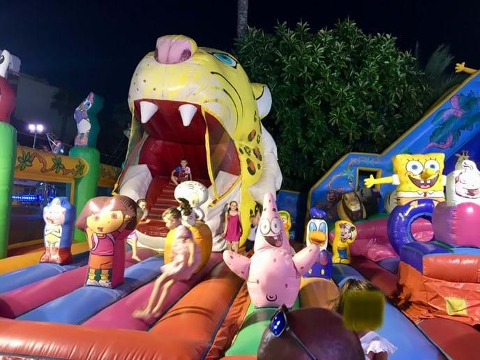 Children entertainment