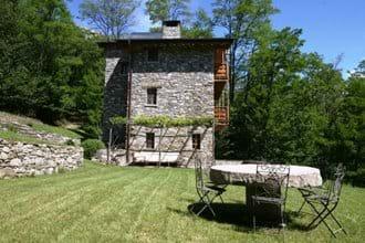 Villa Rustica view from the lawn
