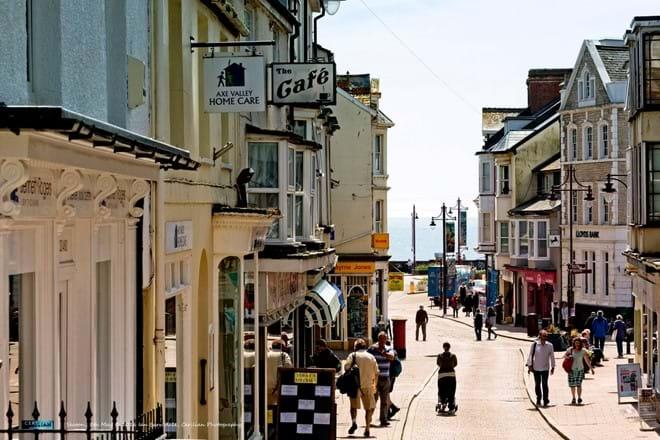 Seaton Fore Street