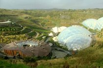 Cadgwith Cottages - The Eden Project, Cornwall