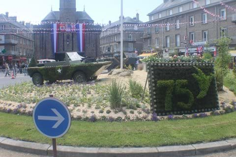 The Center of Vire