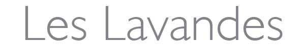 Logo - Les Lavandes