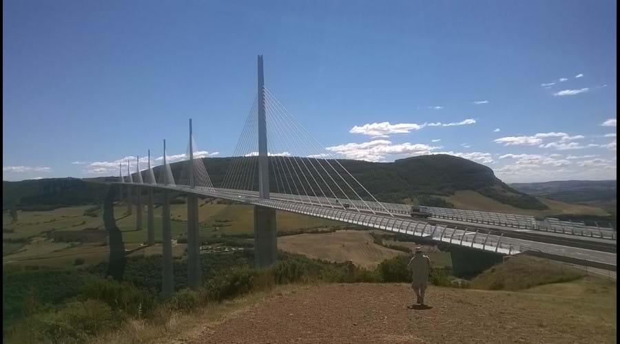 The amazing Millau Viaduct
