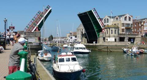 Weymouth Town Bridge
