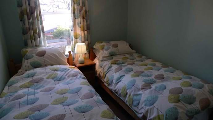 1st Floor Front facing Twin Bedroom