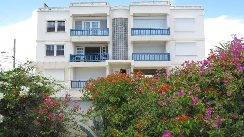 Another view of this beautiful rental property in Silver Sands Barbados.