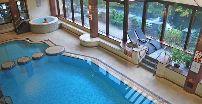 cascades indoor pool
