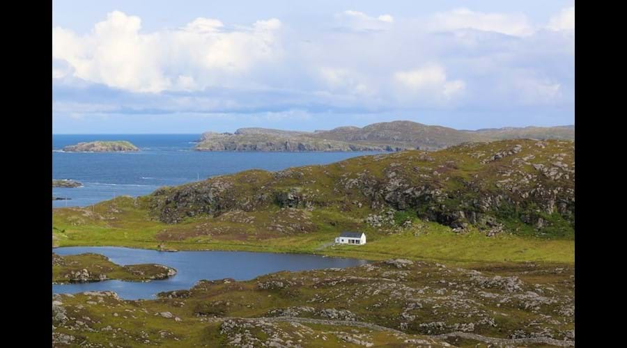 Loch View, Bernera