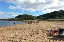 Coldingham Sands View1