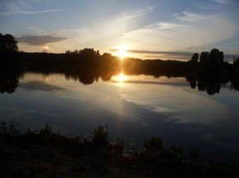 Marçon Lake
