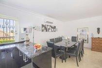 Palm villa open plan kitchen diner