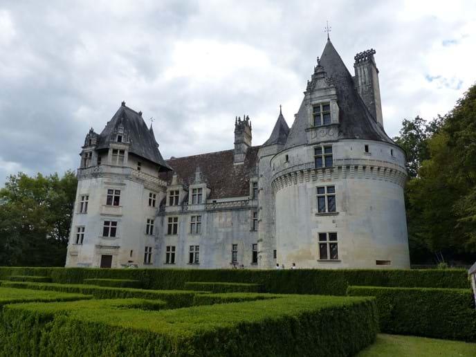 Chateau near Brantome