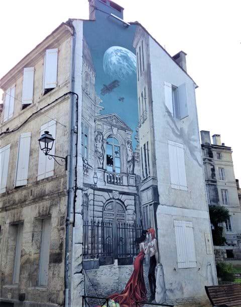 Art de rue d