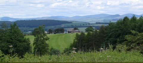 Jedburgh Golf Club, just 1 of 21 courses in the Scottish Borders