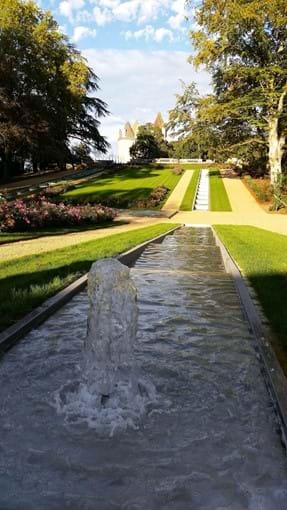 Jardins de Chateau Milandes