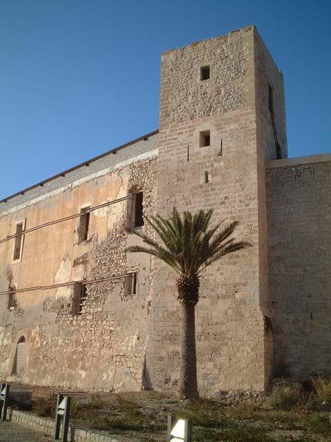 D'alt Vila (the old town)