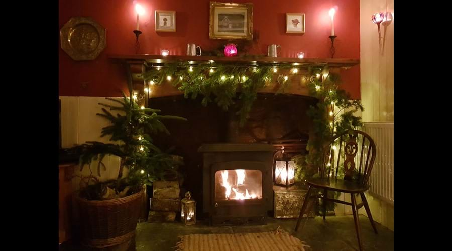 Cosy nights by the fire