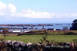Ardbeg Distillery - the closest distillery to Fairy Hill Cottage