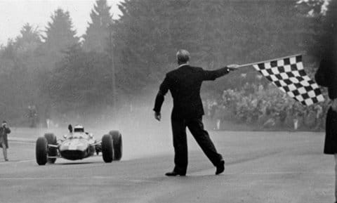 Race days of the past....