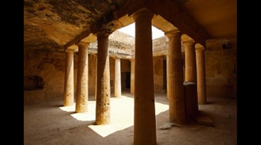 Tombs of the Kings, Paphos