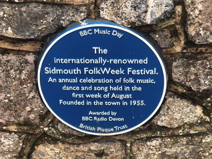 Sidmouth Folk Week Festival