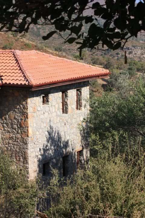 Villa Gelincik, Turkish stone villa