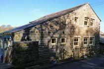 Rear of Old Hay Barn