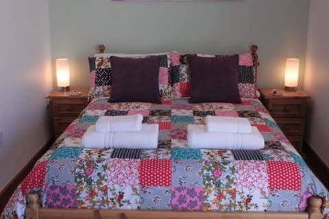 Double Bedroom Area with Double Bed