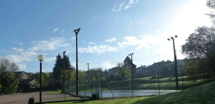 Dordogne Gite Kids Activities Tennis