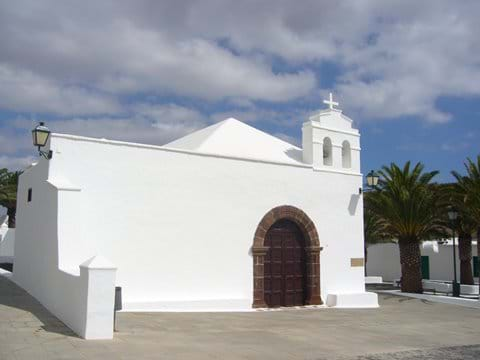 The church at Femes