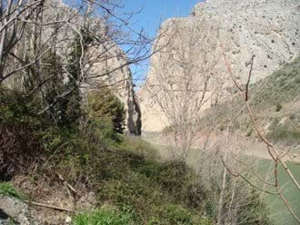 The Gorge at El Chorro
