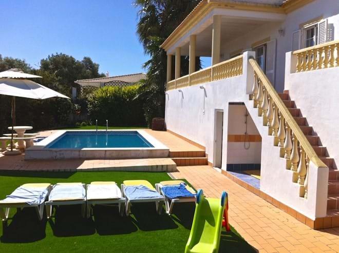 Private pool of 8 x 4 metres