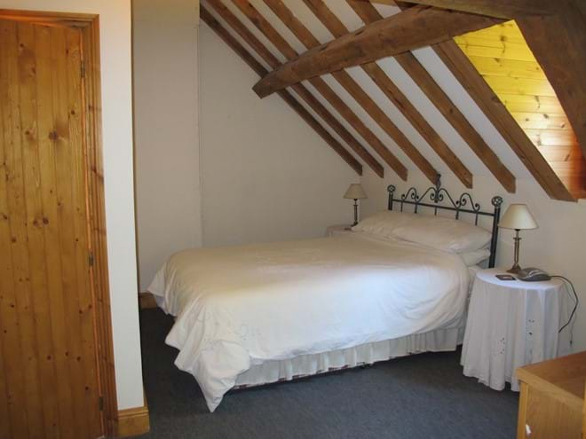 Lots of character - bedroom in Le Cerisier