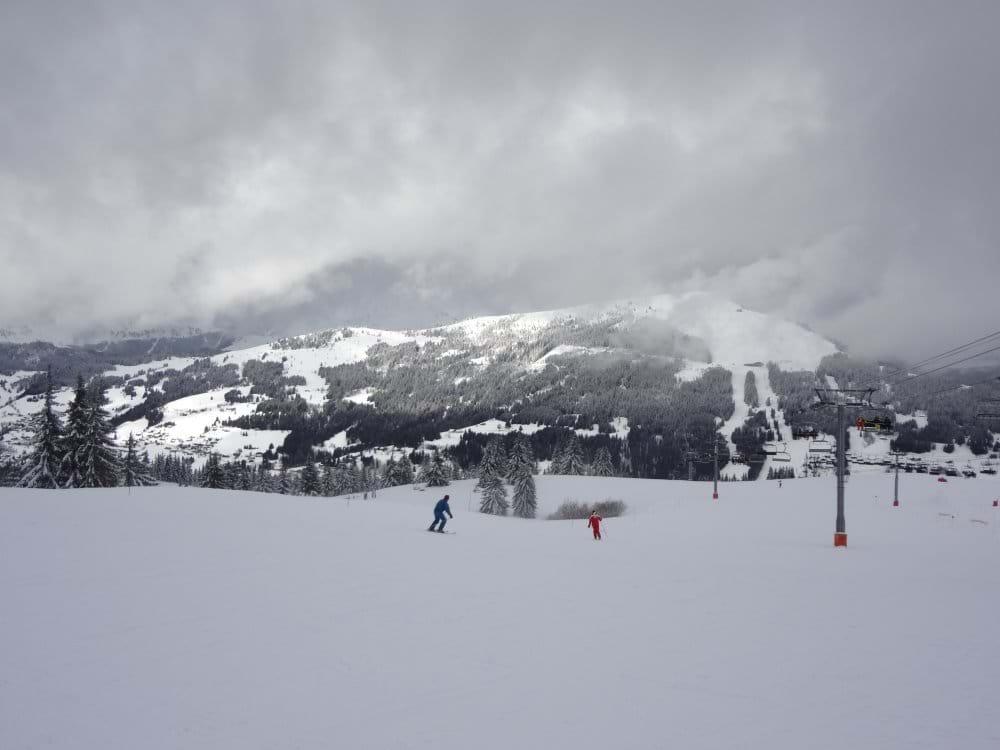 Mont Chery from Pleney
