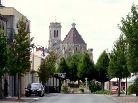 Town of Aizenay