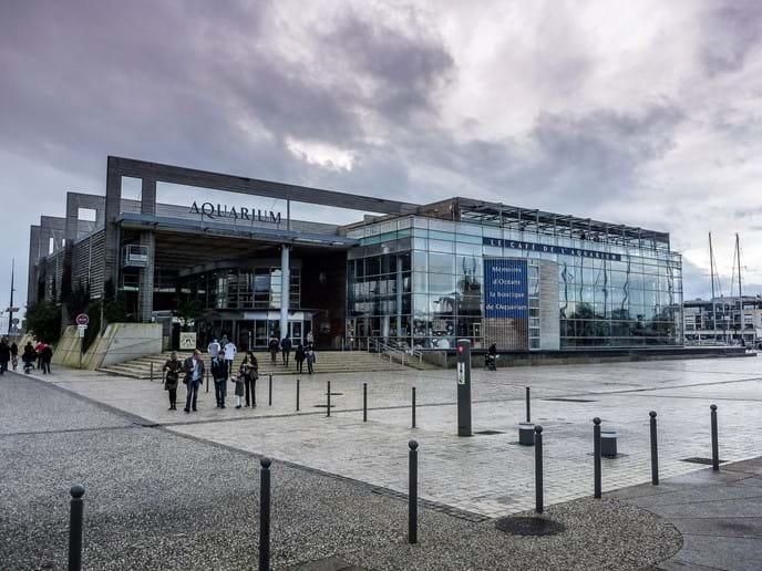 Aquarium at La Rochelle