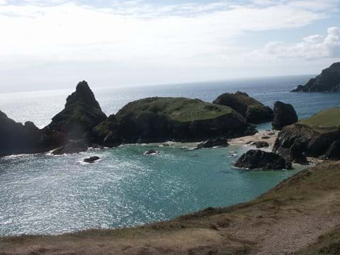 Kyance Cove on Lizard