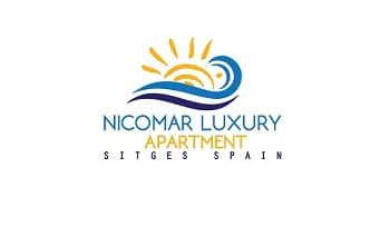 Logo - Nicomar Luxury Apartment in Sitges