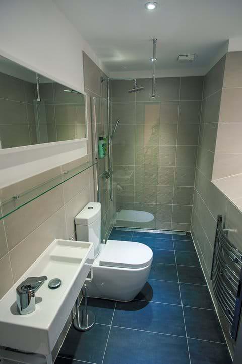 All bedrooms have impressive, en-suite facilities