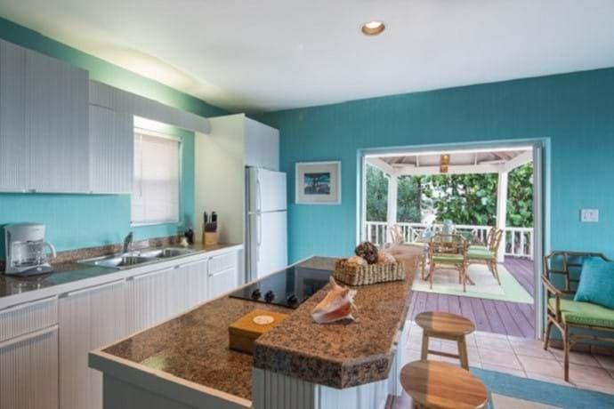 Garden Suite Kitchen