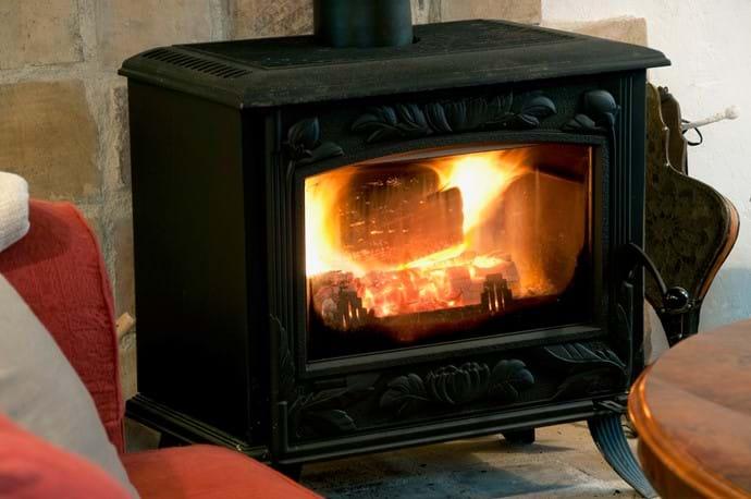 Woodburner La Busaneth Lot-et-Garonne