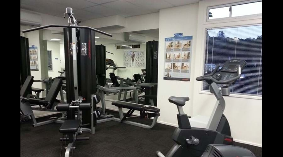 24 HOUR FULLY-EQUIPPED AIR CONDITIONED GYM