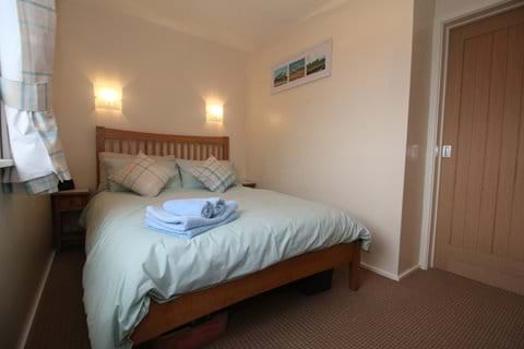 Beadnell Cottage Bedroom 1