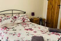 The Stables double bedroom