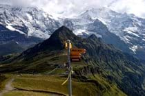 World famous hiking trails.