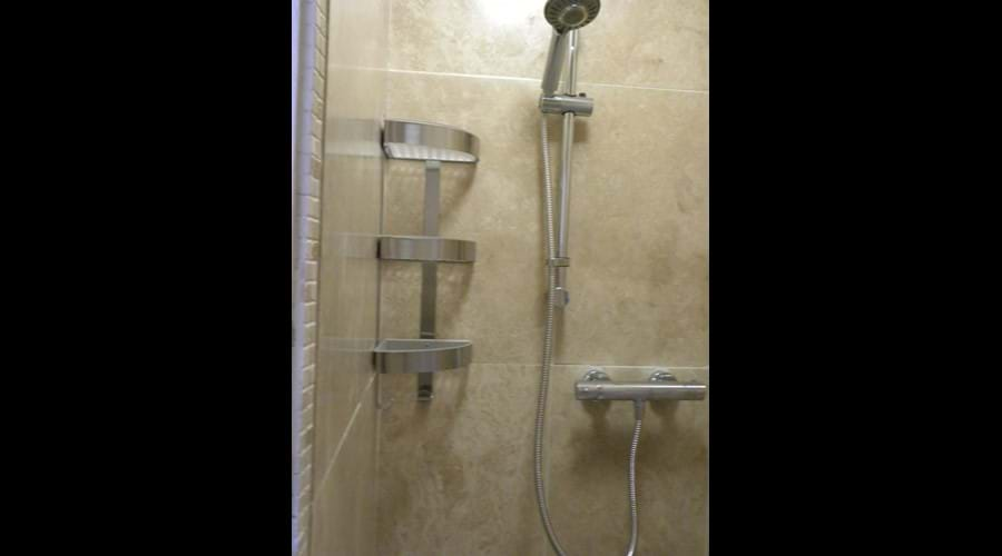 The Shippon shower room
