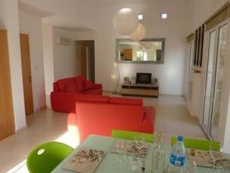Open plan kitchen, diner & lounge